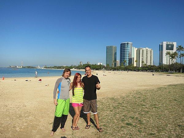 2013-01-31 Liquid Blue Band in Honolulu HI 004