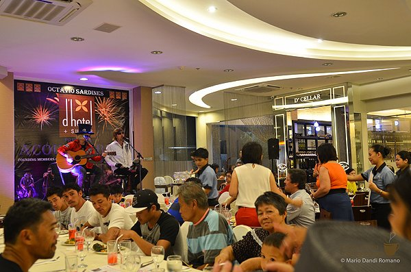 2013-02-09 Acoustic Blue In Dipolog City Philippines At Dhotel and suites 000