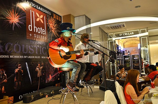 2013-02-09 Acoustic Blue In Dipolog City Philippines At Dhotel and suites 003