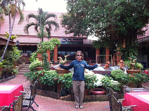 2013-02-19 Liquid Blue Band In Pattaya Thailand 014
