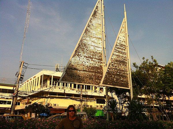 2013-02-19 Liquid Blue Band In Pattaya Thailand 017