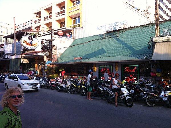 2013-02-19 Liquid Blue Band In Pattaya Thailand 024