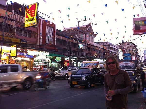 2013-02-19 Liquid Blue Band In Pattaya Thailand 034