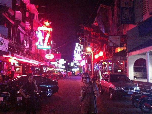 2013-02-19 Liquid Blue Band In Pattaya Thailand 065