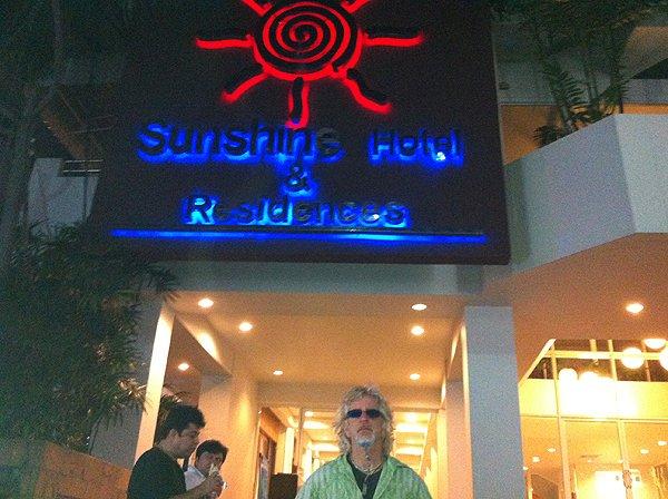 2013-02-20 Liquid Blue Band In Pattaya Thailand 000