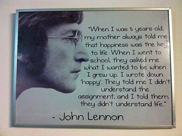 2013-02-22 Lennon Poster