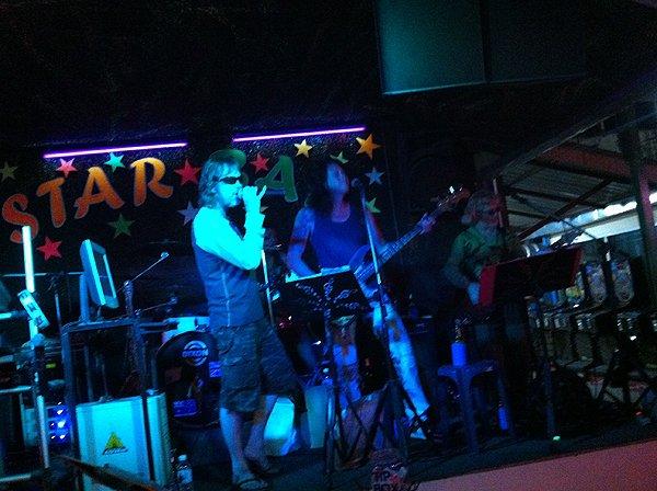 2013-02-23 Liquid Blue In Pattaya Thailand At Star Bar 010