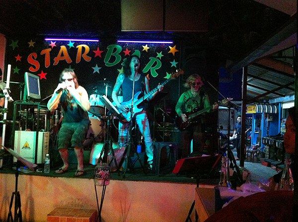 2013-02-23 Liquid Blue In Pattaya Thailand At Star Bar 035