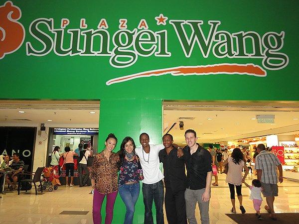 2013-10-14 Liquid Blue Band In Kuala Lumpur Malaysia 006