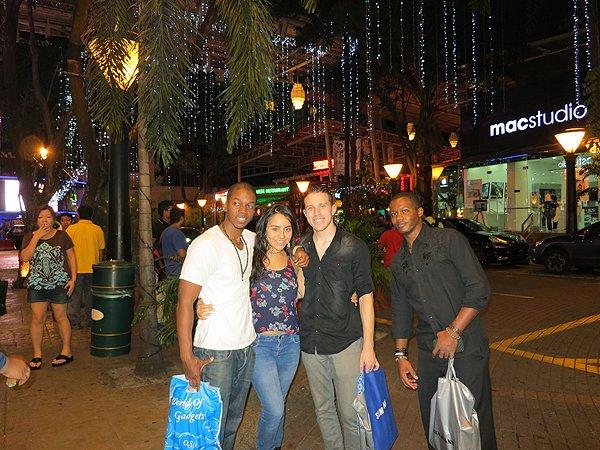2013-10-14 Liquid Blue Band In Kuala Lumpur Malaysia 008