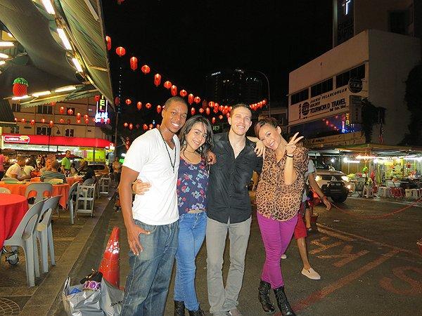 2013-10-14 Liquid Blue Band In Kuala Lumpur Malaysia 010