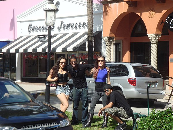 2014-02-10 Liquid Blue Band in Ft Lauderdale FL 002