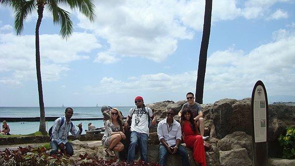 2014-04-08 Liquid Blue Band in Honolulu HI 006