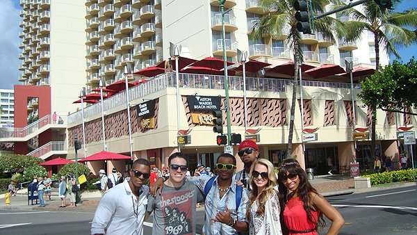 2014-04-08 Liquid Blue Band in Honolulu HI 010