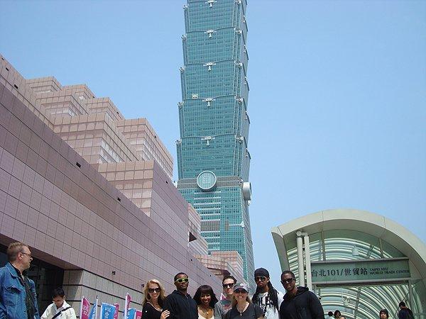 2014-04-21 Liquid Blue Band in Taipei Taiwan 036