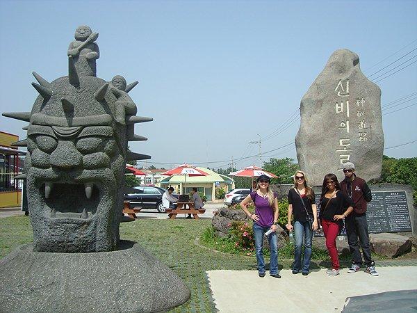 2014-05-23 Liquid Blue Band In Jeju South Korea 002