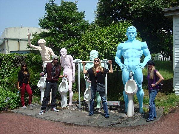 2014-05-23 Liquid Blue Band In Jeju South Korea 006