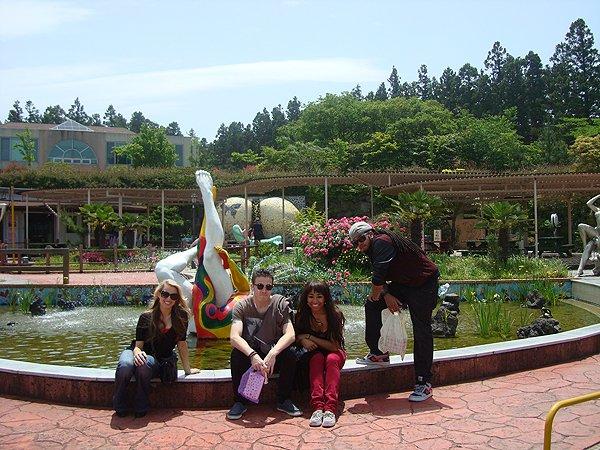 2014-05-23 Liquid Blue Band In Jeju South Korea 035