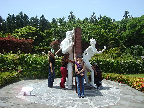 2014-05-23 Liquid Blue Band In Jeju South Korea 039