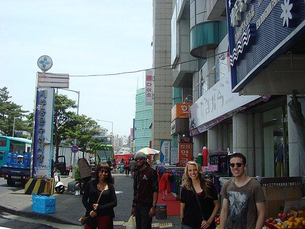 2014-05-23 Liquid Blue Band In Jeju South Korea 043