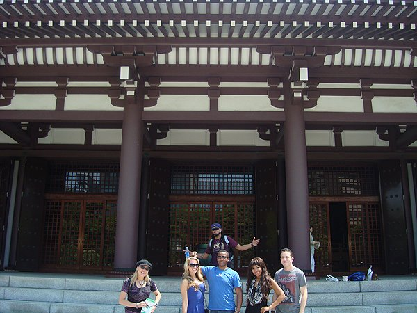 2014-05-24 Liquid Blue Band In Hakata Fukuoka Japan 004
