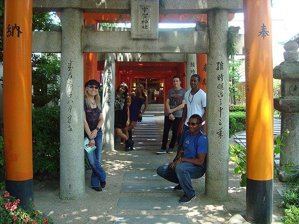 2014-05-24 Liquid Blue Band In Hakata Fukuoka Japan 017