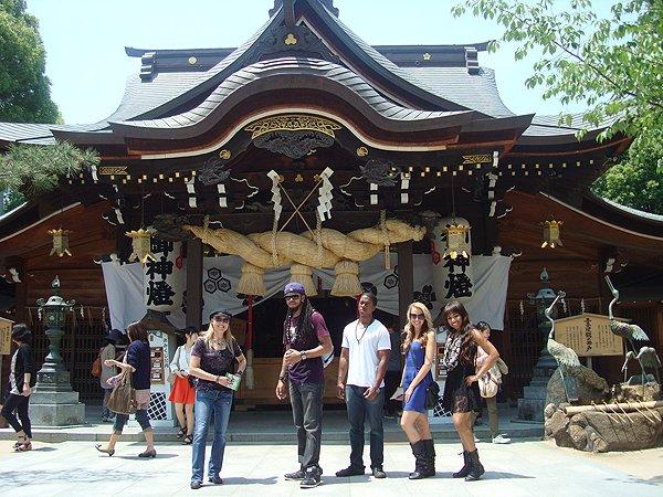 2014-05-24 Liquid Blue Band In Hakata Fukuoka Japan 018