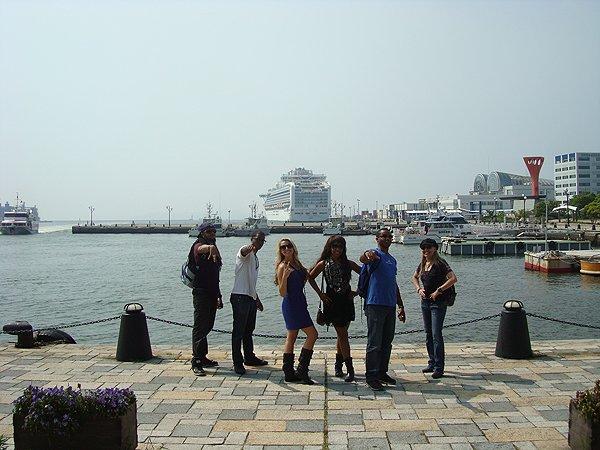 2014-05-24 Liquid Blue Band In Hakata Fukuoka Japan 029