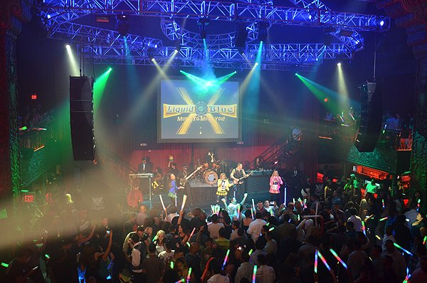 2014-07-11 Liquid Blue Band in Los Angeles CA at Belasco Theater 009