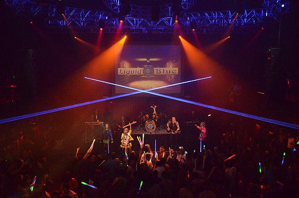 2014-07-11 Liquid Blue Band in Los Angeles CA at Belasco Theater 016