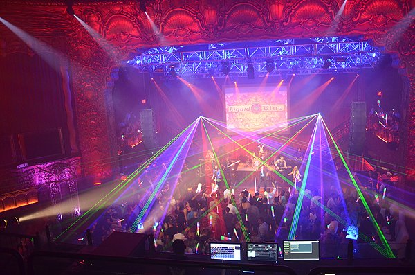 2014-07-11 Liquid Blue Band in Los Angeles CA at Belasco Theater 092