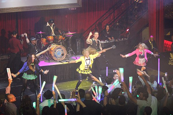 2014-07-11 Liquid Blue Band in Los Angeles CA at Belasco Theater 219