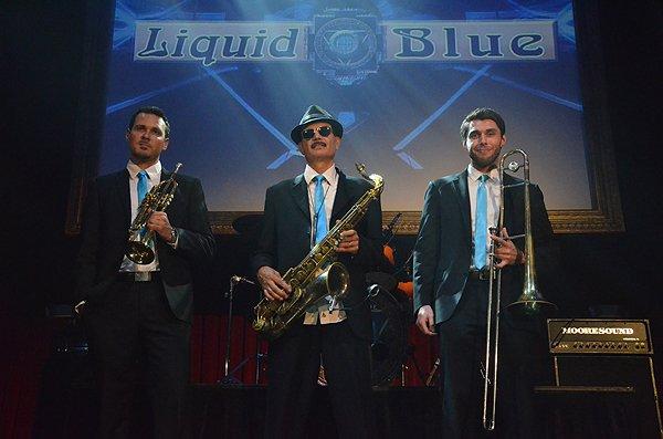 2014-07-14 Liquid Blue Band Blue Brass Horns 001