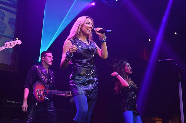 2014-07-14 Liquid Blue Band in Los Angeles CA at Belasco Theater 580