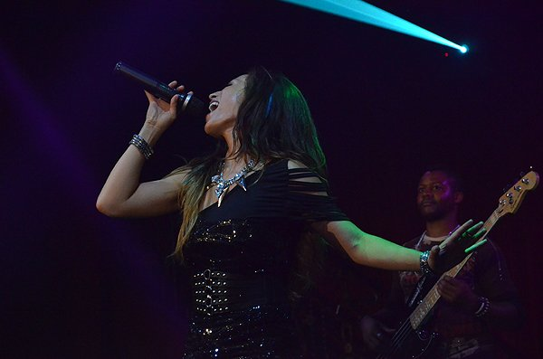 2014-07-14 Liquid Blue Band in Los Angeles CA at Belasco Theater 605