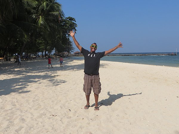 2014-08-27 Aqua Blue Band In Jakarta Indonesia 003