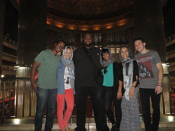 2014-08-31 Aqua Blue Band In Jakarta Indonesia 029