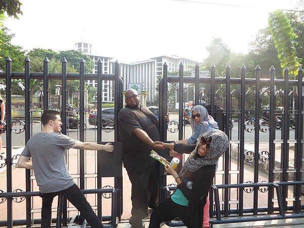 2014-08-31 Aqua Blue Band In Jakarta Indonesia 049