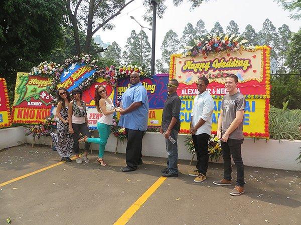 2014-09-07 Aqua Blue Band In Jakarta Indonesia 018