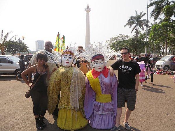 2014-09-07 Aqua Blue Band In Jakarta Indonesia 024