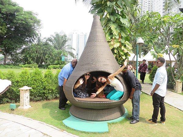 2014-09-07 Aqua Blue Band In Jakarta Indonesia 063