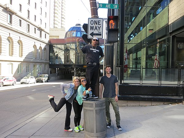 2014-09-20 Liquid Blue Band in Calgary Alberta Canada 001