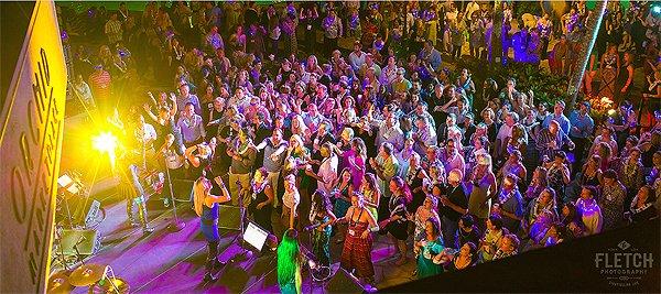 2014-11-18 Liquid Blue Band in Kona HI at Waikoloa Hilton 122