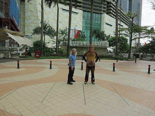 2014-12-03 Liquid Blue Band In Jakarta Indonesia 008