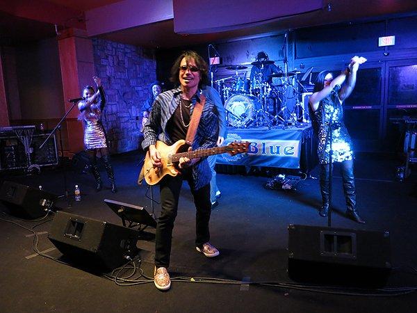 2014-12-31 Liquid Blue Band in Payson AZ at Mazatzal Casiono 036