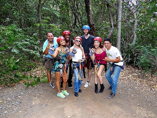 2015-01-15 Liquid Blue Band in Artola Costa Rica 055