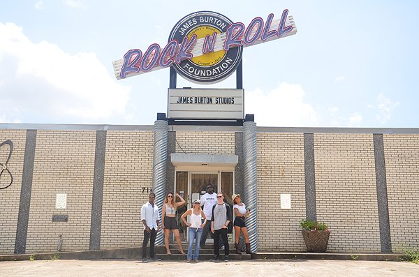 2015-06-19 Liquid Blue Band in Shreveport LA 009
