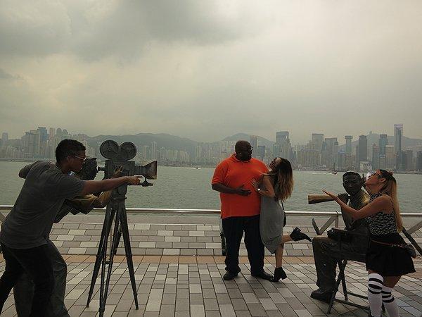 2015-09-19 Liquid Blue Band In Hong Kong China 35