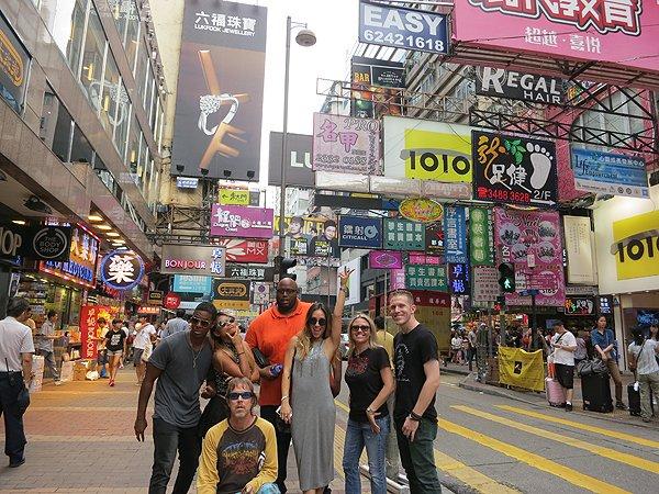 2015-09-19 Liquid Blue Band In Hong Kong China 44