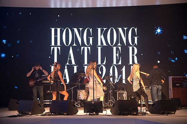 2015-09-19 Liquid Blue Band In Hong Kong China At Grand Hyatt 057